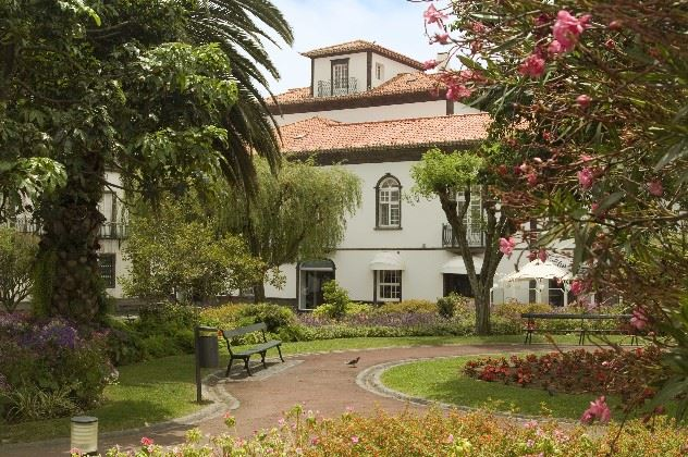 Talisman Hotel, Sao Miguel, The Azores