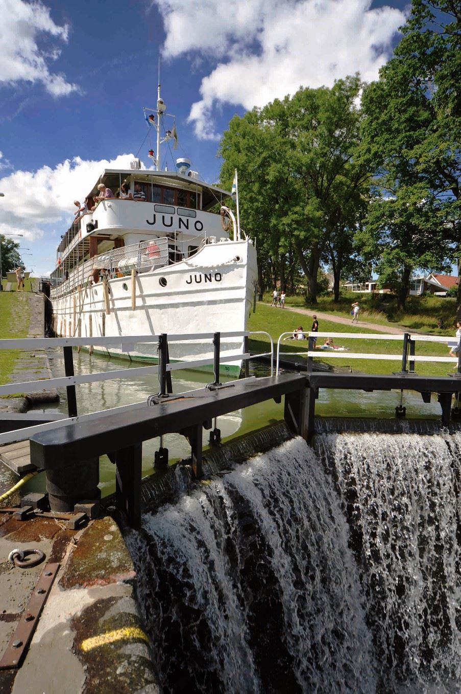 Gota Canal Cruise, Gothenburg and The West Coast