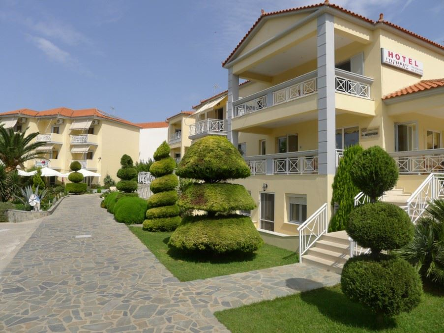 Sotiris Apartments, Lemnos