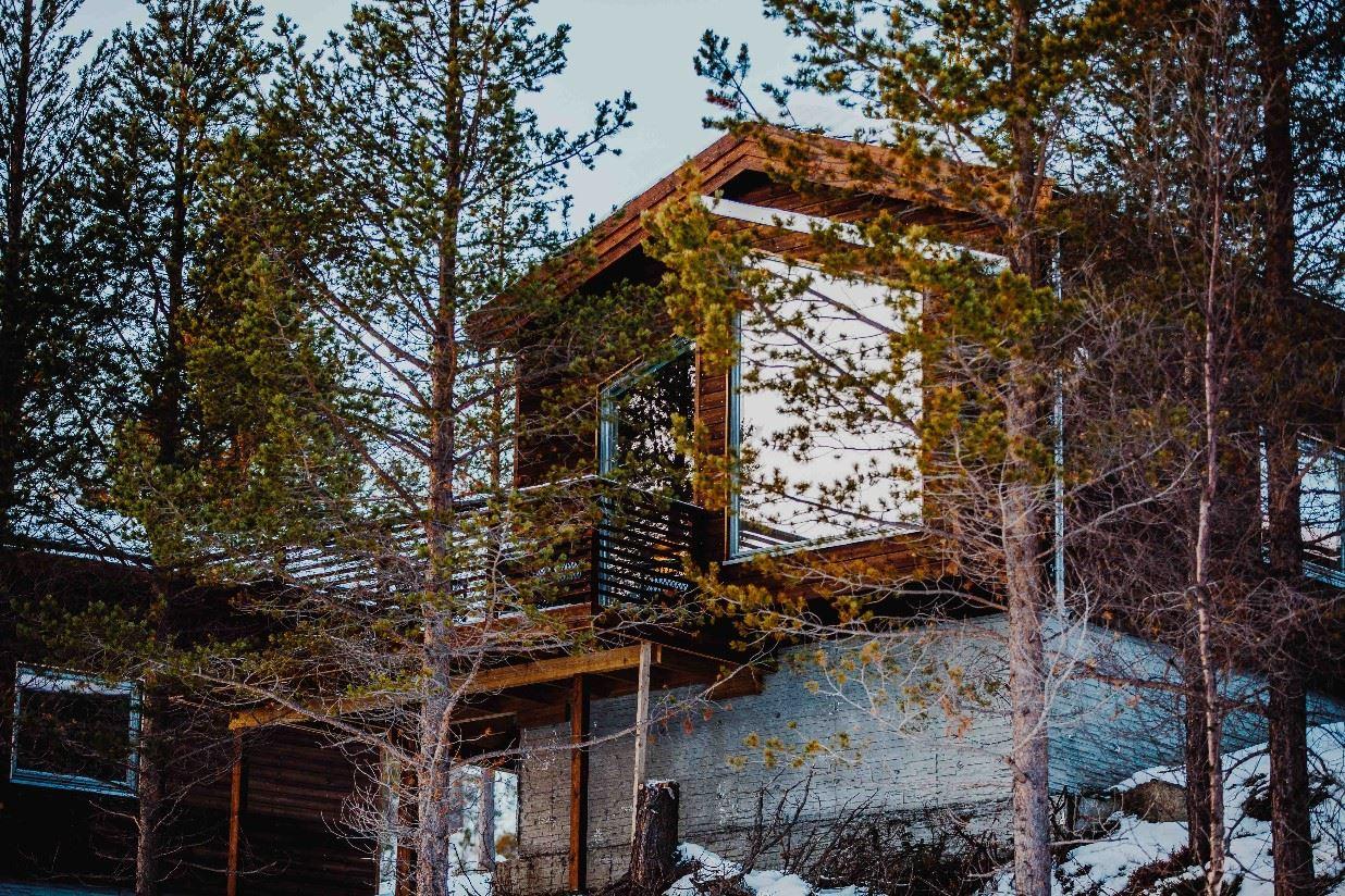 Bjornfjell Mountain Lodge Alta Norway