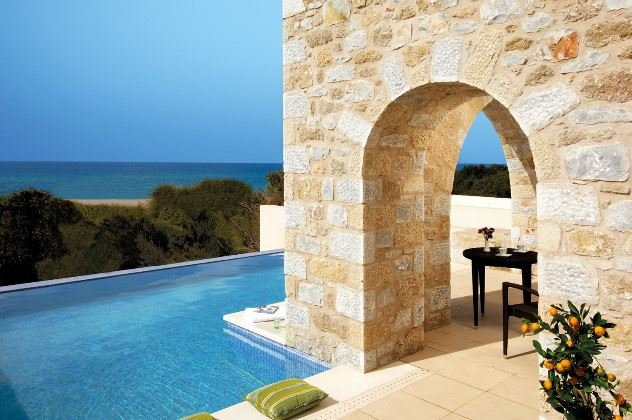 Premium Infinity Suite, Costa Navarino - Westin Resort, South Peloponnese, Greece