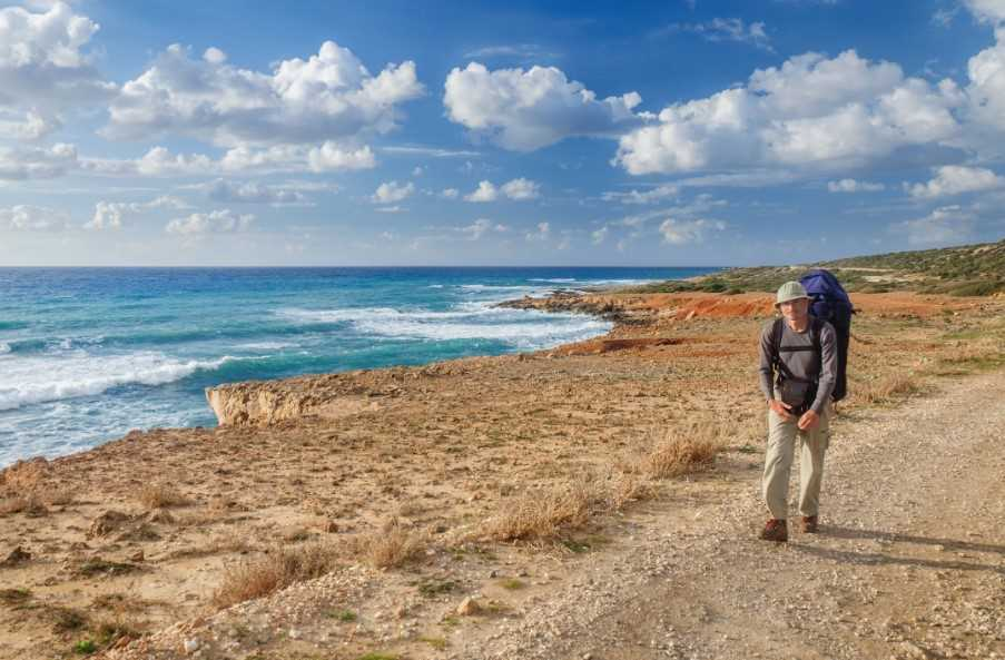 Hiking in Akamas National Park