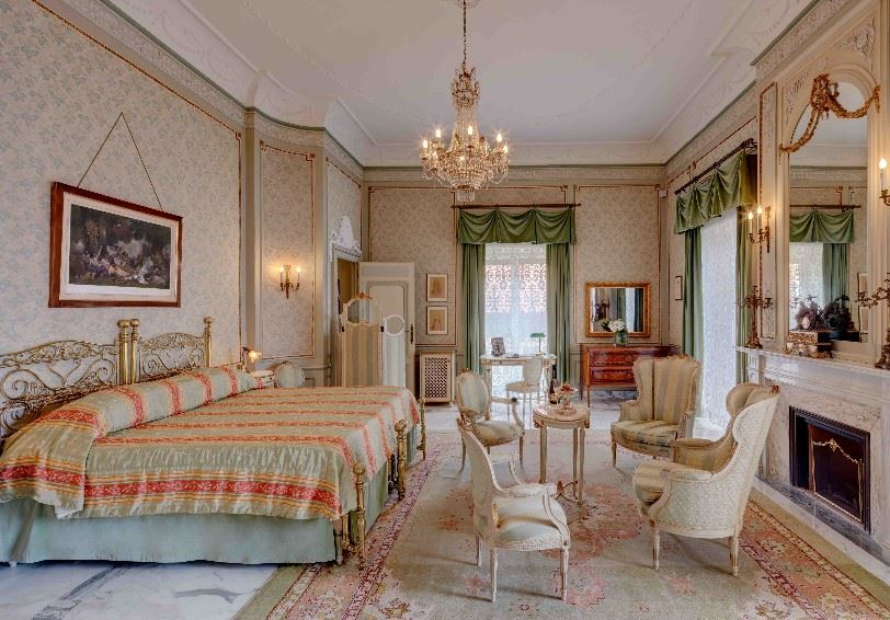 One of a kind suite, Grand Hotel Excelsior Vittoria, Sorrento