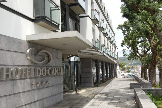 Do Canal Hotel, Horta, Faial, the Azores