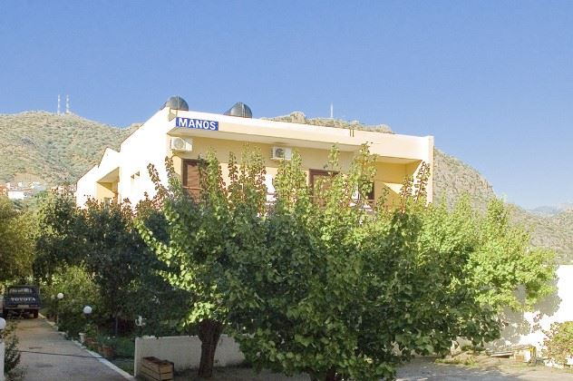 Manos Studios, Crete, Greece
