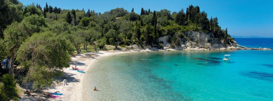 Beach, Paxos