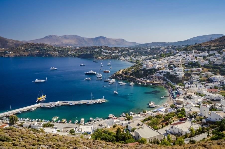 Leros, Dodecanese islands, Greece