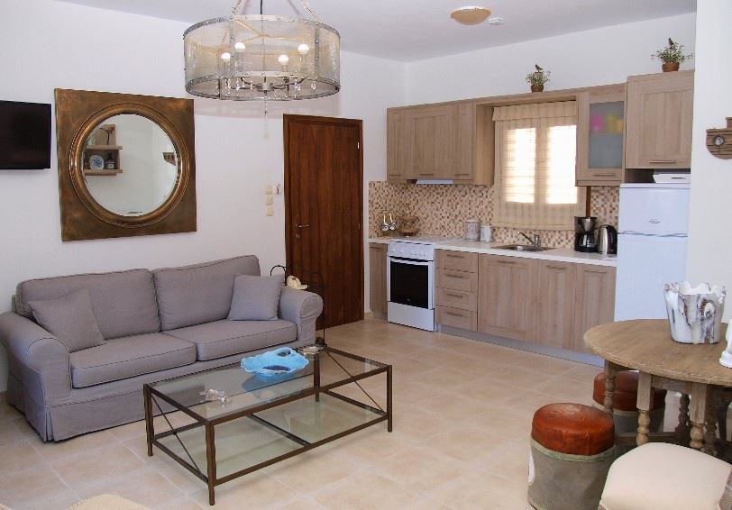 One Bedroom Apartment, Melograno Apartments, Kala Nera, The Pelion