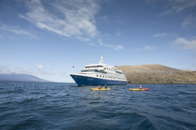 MV Santa Cruz II, Galapgos Islands