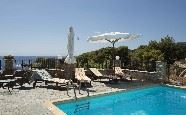 Swimming pool, Yalis Hotel, Votsi, Alonissos