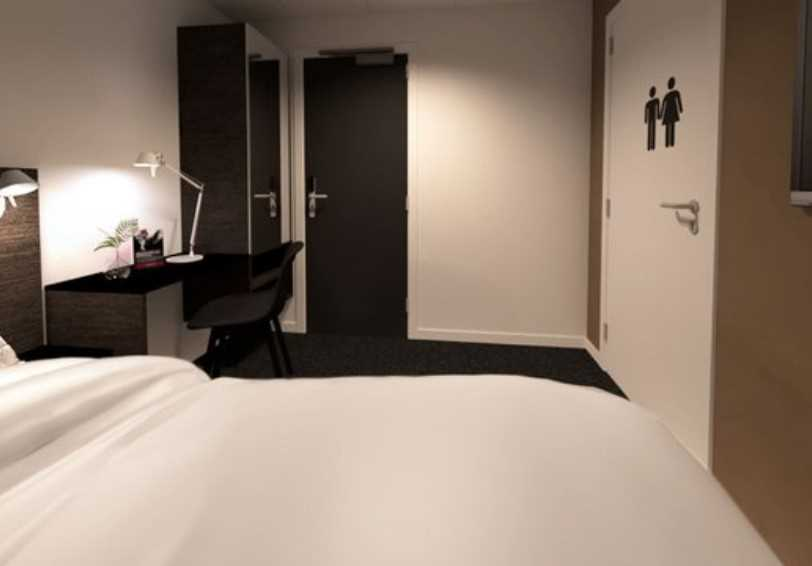 Single Room, Clarion Hotel Sense, Lulea, Swedish Lapland
