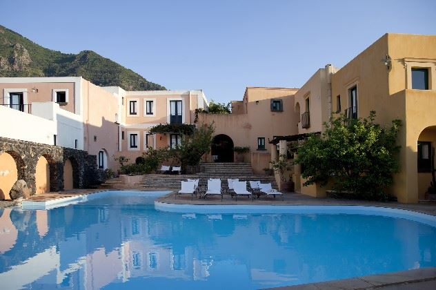 Signum Hotel, Salina, The Aeolian Islands