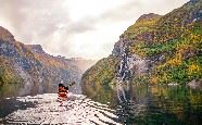 Kayak, Norwegian Fjords