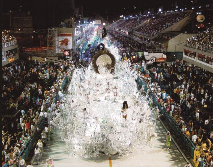 Rio Carnival - a once in a lifetime experience