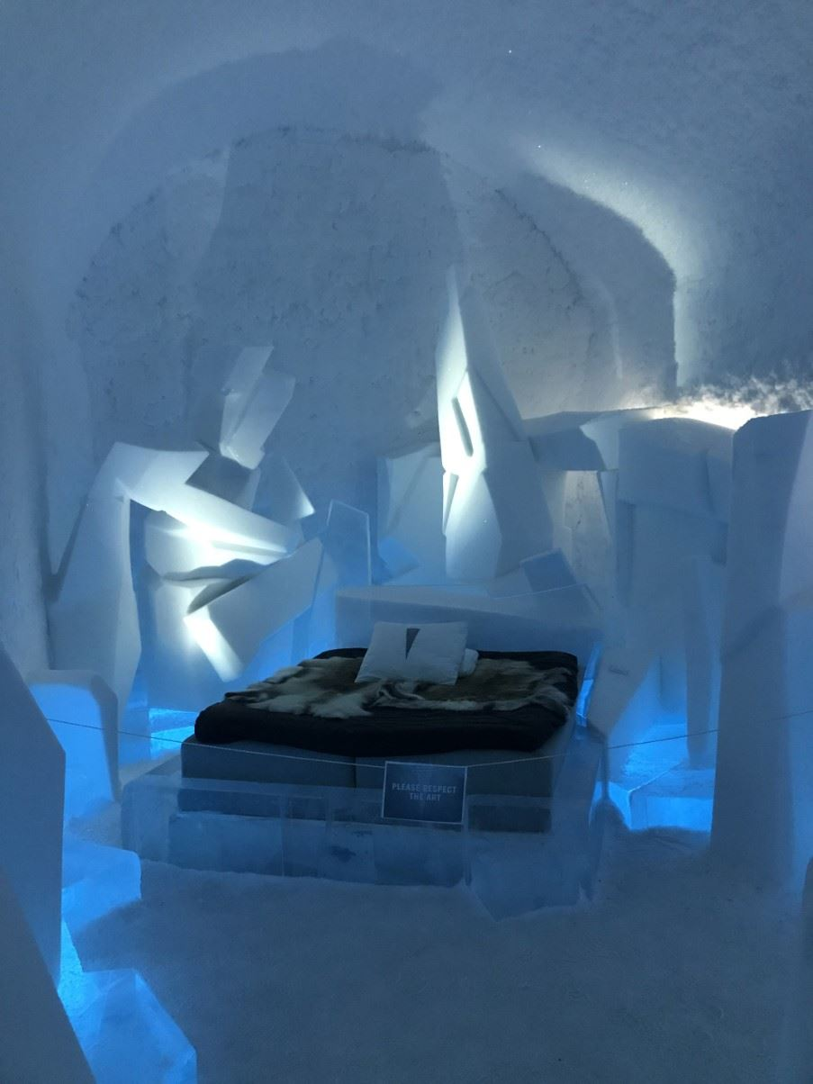 Art Suite, ICEHOTEL 365