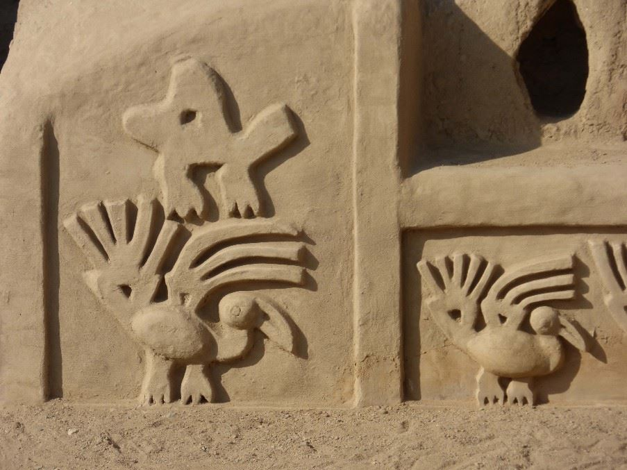 Sun and Moon Pryamids, Chiclayo
