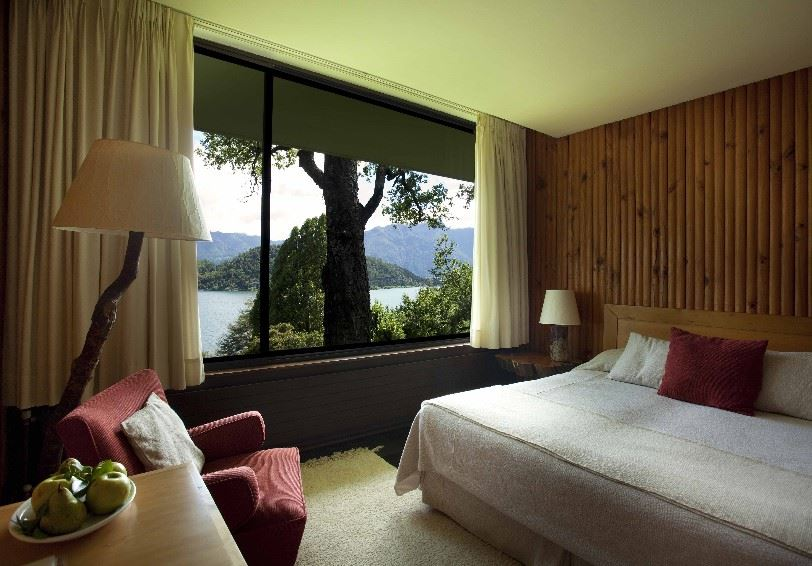 Double Room, Antumalal Hotel, Chile