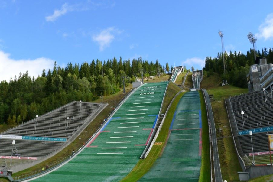 Olympic Park, Lillehammer