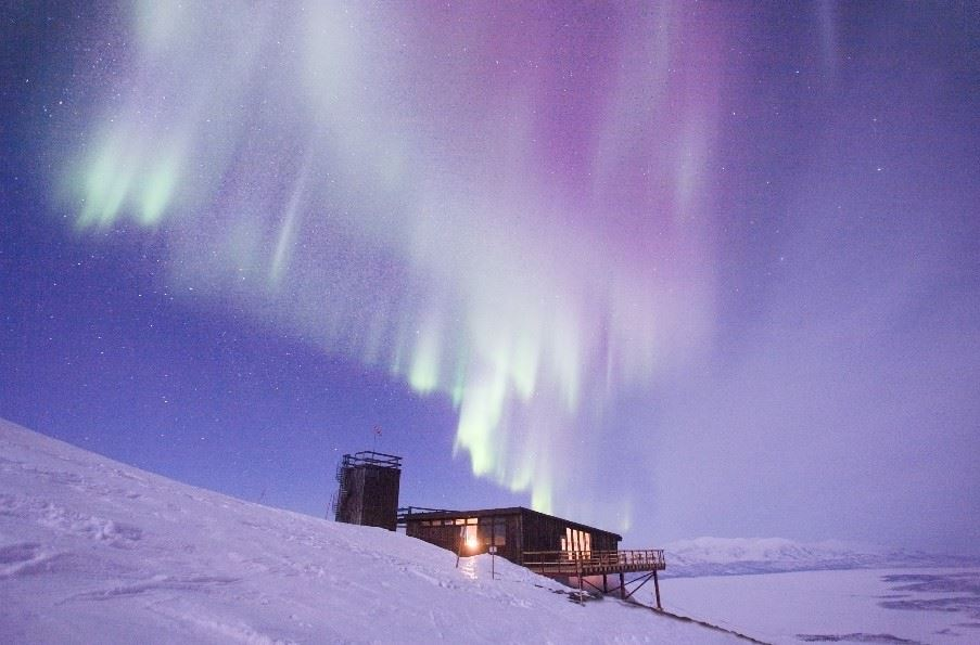 Abisko Mountain Station STF, Swedish Lapland