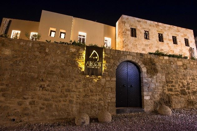 Allegory Hotel, Rhodes Medieval Town
