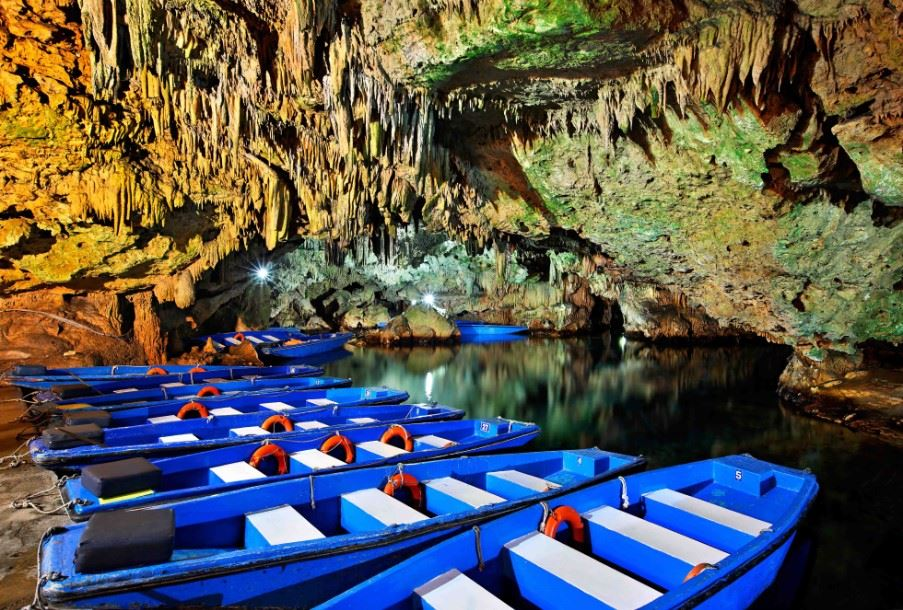 Diros Caves, South Peloponnese