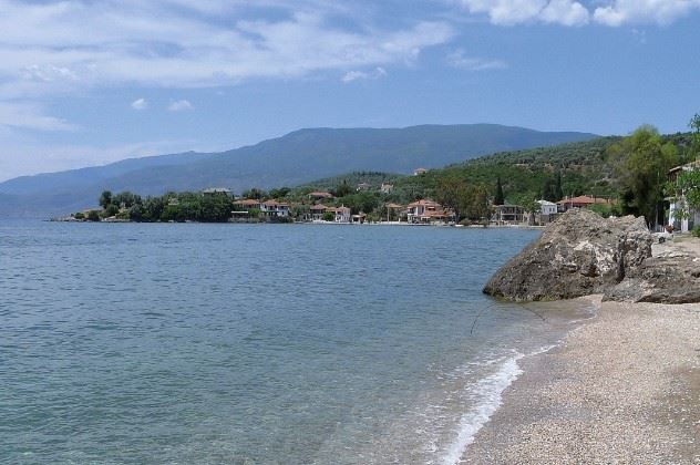 Lefokastro Beach, Lefokastro, The Pelion