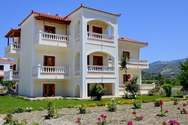 Anemos Apartments, South West Samos