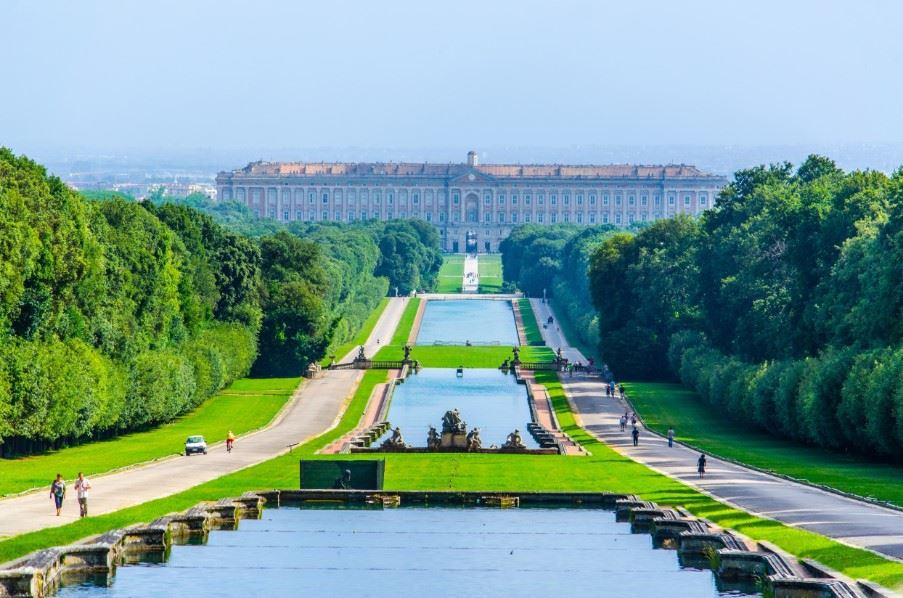 Royal Palace of Caserta, Campania, Italy