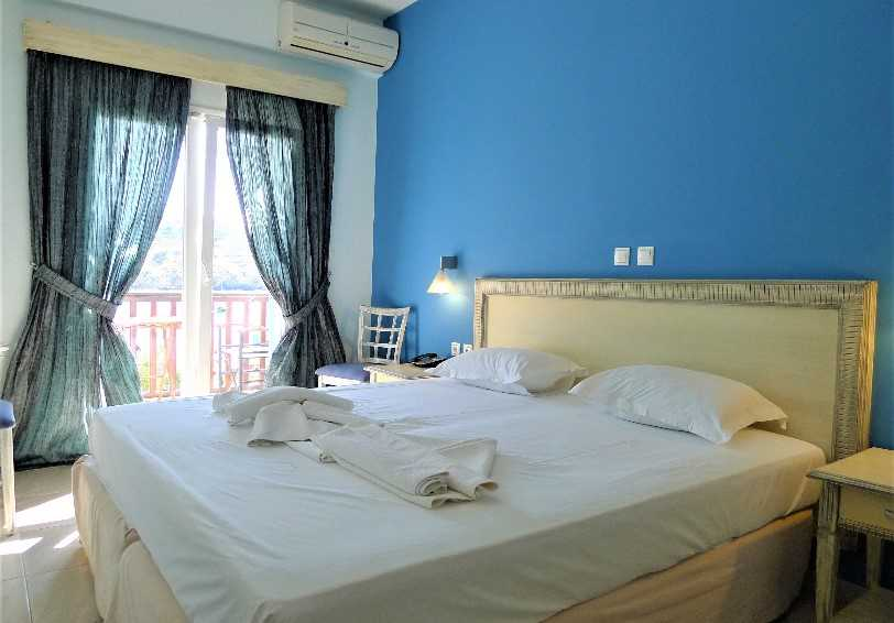 Standard Room, Archipelagos Hotel, Fourni, Greece