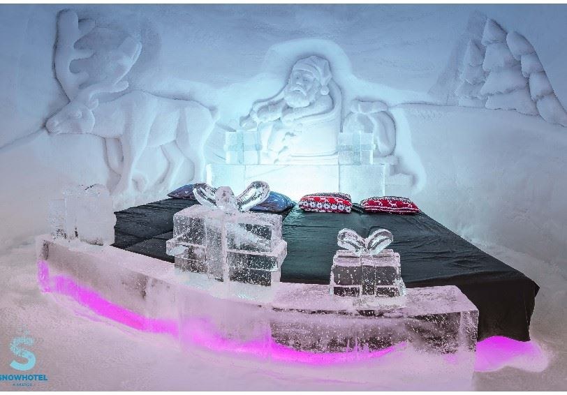 Tailor made holidays to greece cyprus azores more for Kirkenes snow hotel gamme cabins