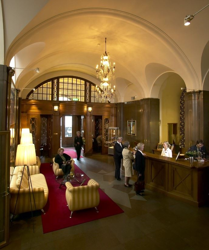 Grand hotel helsingborg brunch
