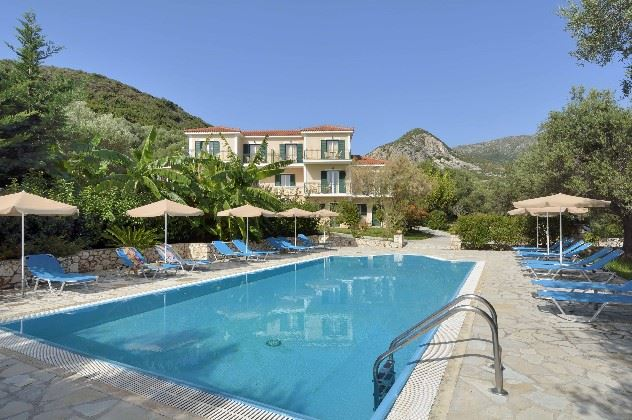 Anemona Apartments, Katelios, South Kefalonia