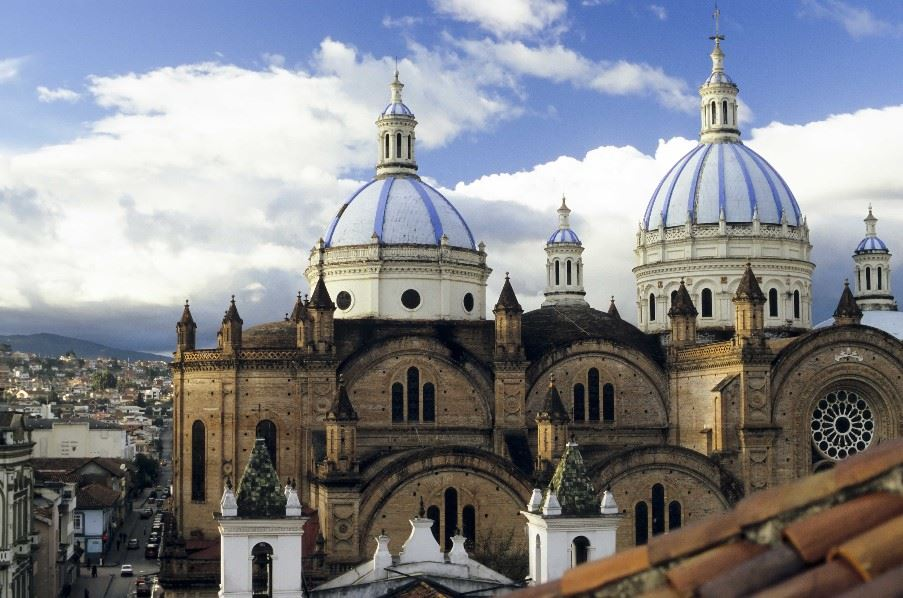 Domes Cathedral, Cuenca