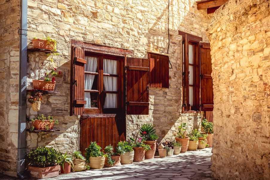 Tochni, Cyprus