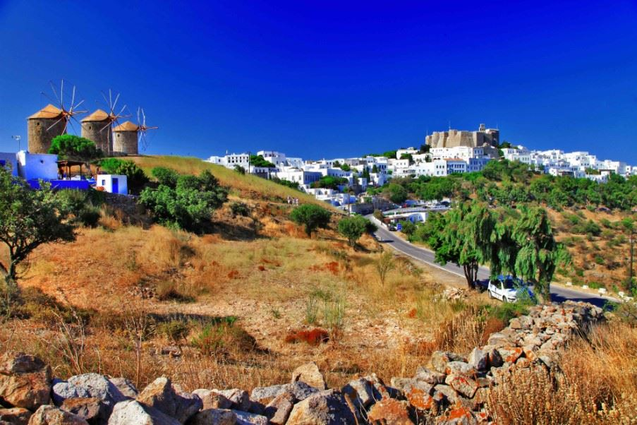 Patmos, Dodecansese islands, Greece