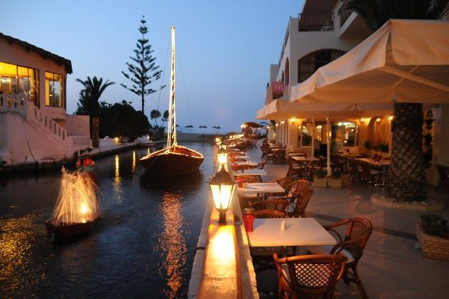 Kalives Beach Hotel, Crete