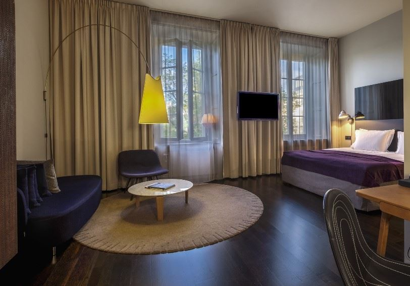 One Bedroom Suite, Nobis Hotel