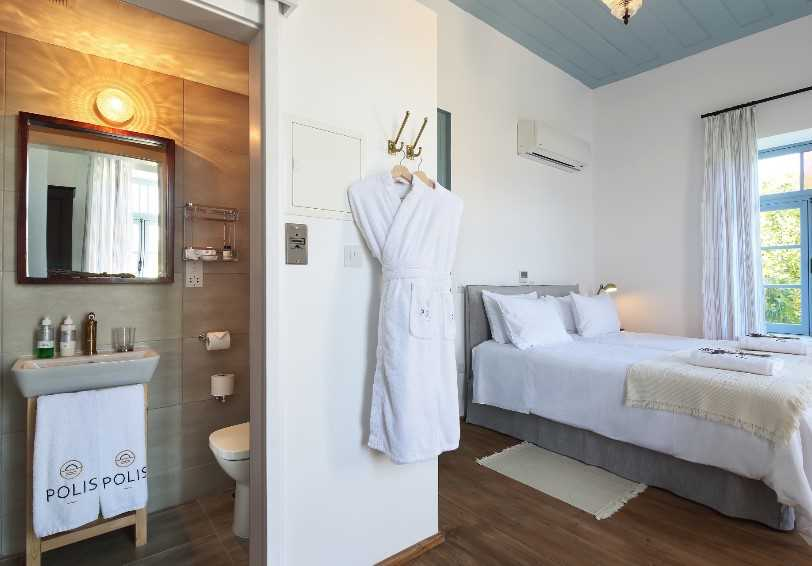 Superior double room, Polis 1907 Hotel, Cyprus