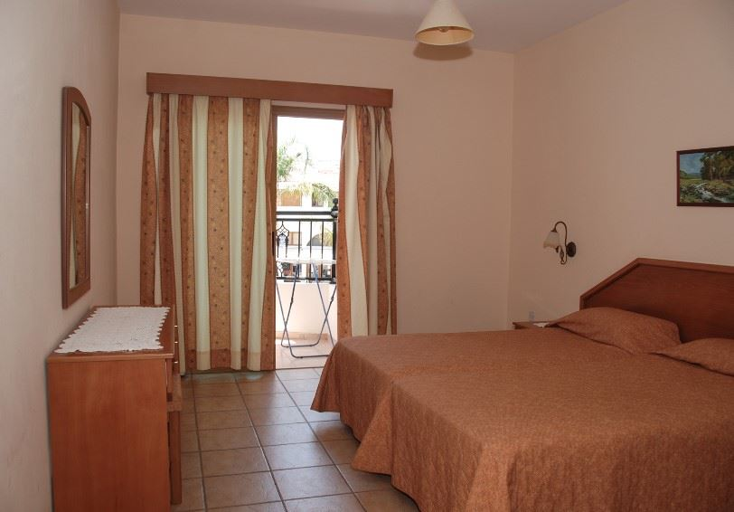 One bedroom apartment, Kotsias Hotel Apartments, Pissouri/Limassol, Cyprus