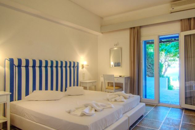 Double room, Platy Yialos Hotel