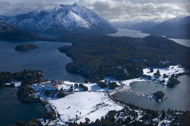 Llao Llao Hotel and Resort, The Lake District, Argentina