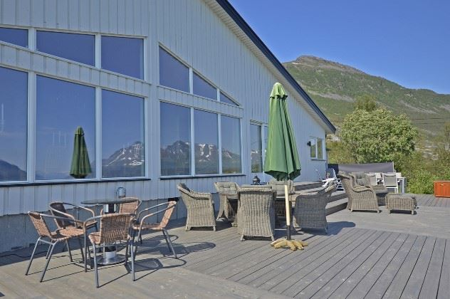 Arctic Panorama Lodge, Uloybukta, Troms, Northern Norway