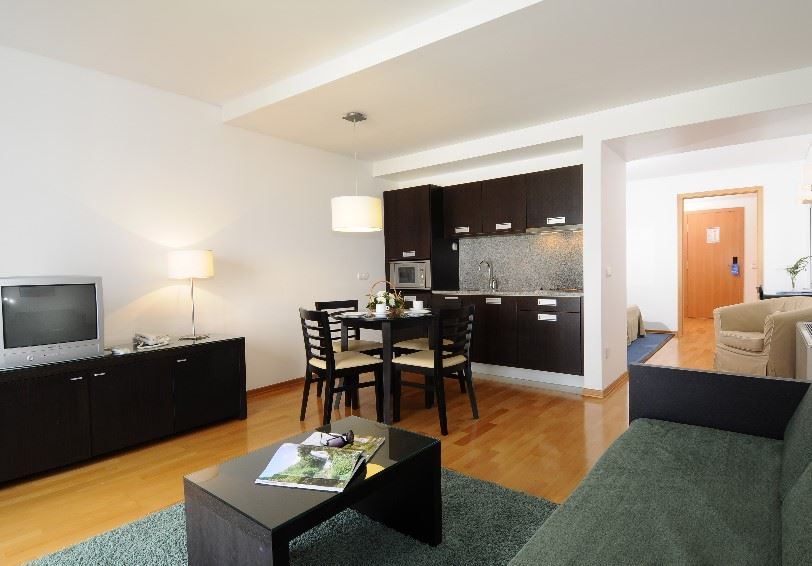 Studio, Antillia Hotel Apartments, Ponta Delgada, Sao Miguel, the Azores
