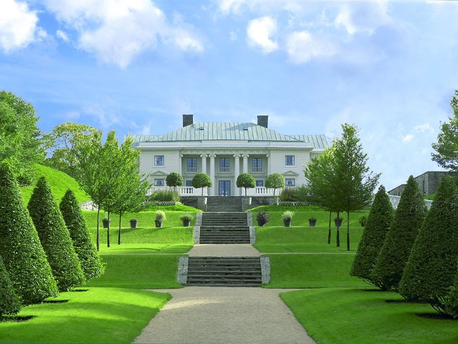 Gunnebo House and Gardens, Gothenburg and The West Coast