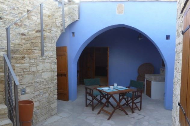 Blue Oak House, Kato Drys, Lefkara