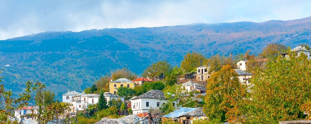 Vilages of Pelion, Greece