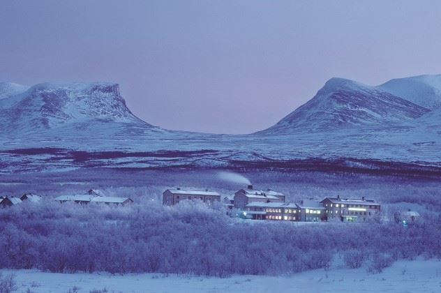 Abisko Mountain Station, Northern Sweden