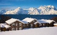 Lyngen Lodge, Sorkjosen, Northern Norway, Norway
