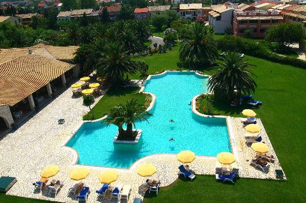 St George's Bay Country Club, Corfu