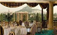 Panorama view, The Royal Olympic Hotel, Athens